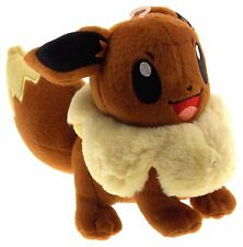 Eevee TOMY Pokemon Go Plus X & Y T18897 Stuffed Animal Soft Plush Doll Toy New