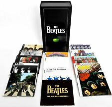 The Beatles Box Set Ramastered Stereo 16 CD & 1 DVD