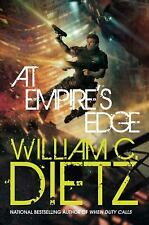 AT EMPIRE'S EDGE  by William C. Dietz (2009, Hardcover)