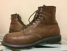 VINTAGE RED WING IRON RANGER STEEL TOE WORK BOOTS MEN'S SIZE 13