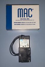 MAC 46A-AA1-JDBA-1BA Solenoid Valve Boost Control 4-Port for Dual Port Actuators