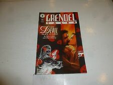 GRENDEL TALES Comic - The Devil May care - No 6 (of 6) - Date 05/1996 - Dark H