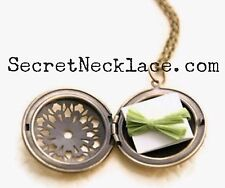 SecretNecklace.com * Treasure * Keeper * Wedding * Wish * Gift .com Domain Rare