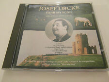 Josef Locke - Hear My Song (CD Album) Used very good