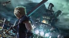 "FINAL FANTASY 7 Remake Poster Silk Art Wall Decor Prints 23x42"" FF36"