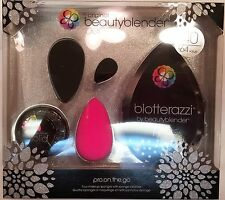 BEAUTY BLENDER PRO.ON.THE.GO KIT 4 Makeup sponges with sponge cleanser