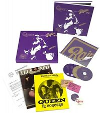 Queen-Live at the rainbow (Limited super deluxe BOXSET) 3 CD + Blu-ray NEUF