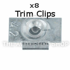 Panel Clips Trim Clips 4,2 MM Audi A5/Audi A6  Pack of 8 Part Number: 10870au
