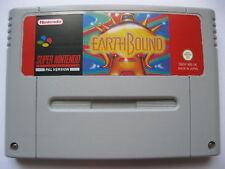 Earthbound for Super Nintendo SNES PAL English