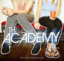 Fast Times at Barrington High by The Academy Is... (CD) Free Ship #GV63