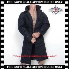 Hot Toys THE WOLVERINE MMS220 Figure 1/6 Scale BLACK COAT_NEW