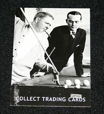 2016 Philly Non Sport Show Sidekick Promo W C FIELDS CTC11
