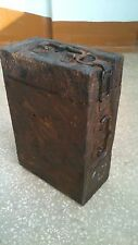 WW2 WWII ORIGINAL GERMAN AMMO SHELL BOX CONTAINER 2 cm KwK 30 FOR PzKpfw II