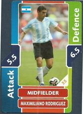 TOPPS MATCH ATTAX WORLD CUP 2006- #035-ARGENTINA-MAXIMILIANO RODRIGUEZ