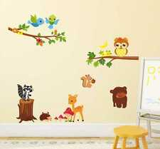 Wall Stickers Lovely Jungle Theme For Kids Room  57000257
