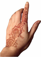 Henna tattoo 25ml tube, Instantly ready to use, great results tz