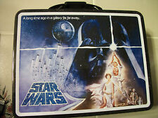 New STAR WARS 3D LUNCH BOX TIN collectible Children Gift