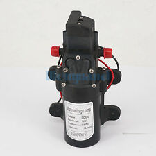 DC 12V 15W Self Priming Diaphragm Water Pump with Automatic pressure Switch Y13