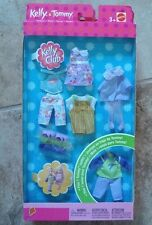 Barbie Kelly Club & Tommy Fashion Clothing - NIP - 2002 - 5 outfits in all