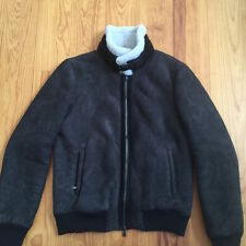 Neil Barrett Leather Jacket Size L