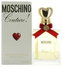 Couture by Moschino for Women Deodorant Perfume Spray 1.7 oz. New in Box