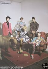 "SHINEE ""DREAM GIRL"" ASIAN PROMO POSTER - K-Pop, R&B, Dance Music"
