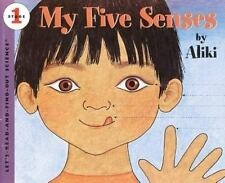 My Five Senses (Let's-Read-and-Find-Out Science 1), Aliki, 006445083X, Book, Acc