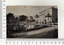 "13189) FRANCE 1907 PC ""Nice Le Jardin Public"" Mantova"