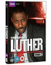 LUTHER Complete BBC TV Series DVD Collection Boxset Season 2 + Extras Original