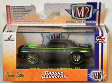 M2 MACHINES GROUND POUNDERS 1970 MERCURY COUGAR ELIMINATOR R15