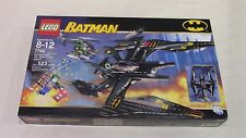 LEGO Batman The Batwing The Joker's Aerial Assault Set #7782 100% Complete CIB