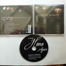 CD Album ELLIOTT MURPHY with OLIVIER DURAND Coming home again 3121482