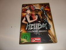 DVD  Hellboy II - Die goldene Armee