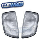 BRAND NEW MERCEDES BENZ W124 E-CLASS 85-95 OEM CLEAR STYLE INDICATORS / LENSES