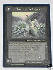 Middle Earth MECCG Card!!  LORD OF THE HAVEN!!