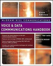 Voice & Data Communications Handbook, Fifth Edition (McGraw-Hill Communication S