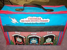 """thomas train wooden train""""Carry Case""""nice,LOOK,BRIO,learning curve!"""