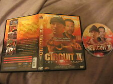 Circuit II the final punch de Jalal Merhi (Olivier Gruner), DVD, Action/Karaté
