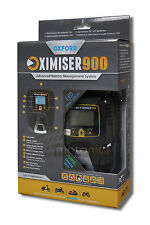 Oxford Oximiser 900 UK Battery Charger - GEM eM1400