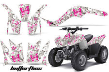 AMR GRAPHIC DECAL QUAD STICKER KIT KAWASAKI KFX90 ATV KFX 50/90 07-15 BFLY PW