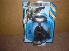 2011 BY MATTEL - THE DARK KNIGHT RISES - CAPED CRUSADER BATMAN    NIP