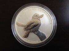 2010 Australia Kookaburra $1 1oz .999 Fine Silver Bullion Coin from Perth Mint