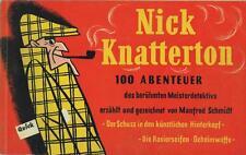 Nick Knatterton 1 (2.Aufl, Z1), Südverlag
