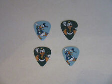 DISNEY DONALD DUCK PLECTRUMS / PICKS 0.71MM X 4