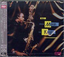 WARNE MARSH & LEE KONITZ-LIVE AT MONTMARTRE VOL 3-JAPAN CD Ltd/Ed B63