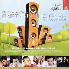Party in the Park for the Prince's Trust 2002 by Various Artists (CD,...