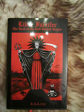 Liber Falxifer I Ixaxaar Occult Necromancy Rare Grimoire 2nd ed