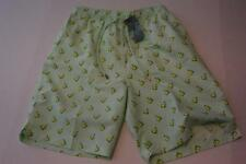 MASTERS PETER MILLAR MENS BATHING SUIT SWIM TRUNKS SHORTS GREEN SIZE SMALL