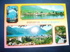 Vintage Postcard - PORLEZZA - ITALIA STAMP