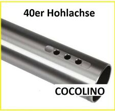 KART Hinterachse Achse Hohl Hohlachse 1040 x 40 x 8 - 4 axle holow axe arriere
